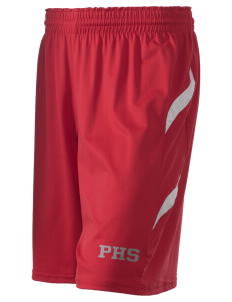 "Parkland High School Trojans Holloway Women's Liberty Short, 8"" Inseam"