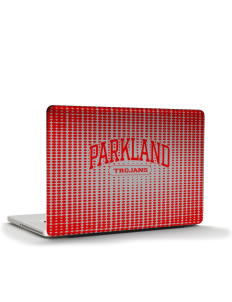 "Parkland High School Trojans Apple MacBook Pro 17"" & PowerBook 17"" Skin"