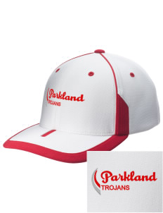 Parkland High School Trojans Embroidered M2 Universal Fitted Contrast Cap