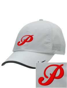 Parkland High School Trojans Embroidered Nike Dri-FIT Swoosh Perforated Cap
