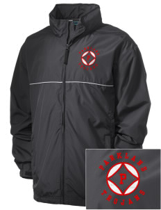 Parkland High School Trojans Embroidered Men's Element Jacket