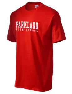 Parkland High School Trojans  Men's Basic Essential T-Shirt