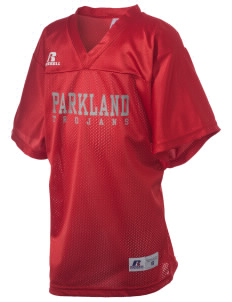 Parkland High School Trojans Russell Kid's Replica Football Jersey