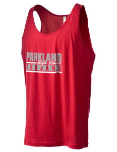 Parkland High School Trojans Men's Jersey Tank