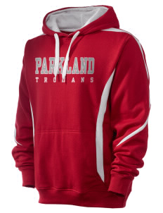 Parkland High School Trojans Holloway Men's Hooded Wipeout Sweatshirt