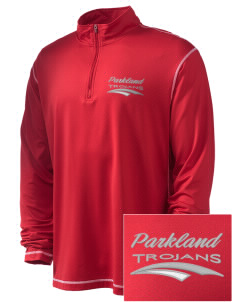 Parkland High School Trojans Holloway Men's Conditioning Top