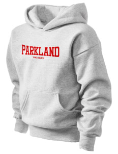 Parkland High School Trojans Kid's Basic Hooded Sweatshirt