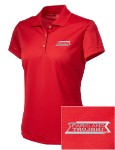 Parkland High School Trojans adidas Women's ClimaCool Polo