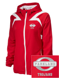 Parkland High School Trojans Embroidered Holloway Women's Strato Jacket
