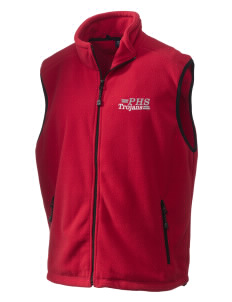 Parkland High School Trojans Embroidered Unisex Wintercept Fleece Vest