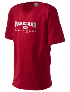 Parkland High School Trojans Kid's Organic T-Shirt