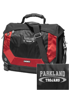 Parkland High School Trojans Embroidered OGIO Jack Pack Messenger Bag