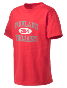 Parkland High School Trojans Kid's Essential T-Shirt