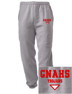 Greater Nanticoke Area High School Trojans Embroidered Men's Sweatpants with Pockets