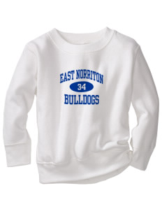 East Norriton Middle School Eagles Toddler Crewneck Sweatshirt