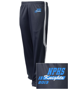 North Penn High School Knights Embroidered Holloway Men's Tricotex Warm Up Pants