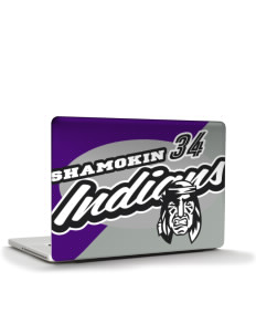 "Shamokin Area Elementary School Indians Apple MacBook Pro 17"" & PowerBook 17"" Skin"