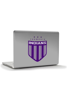 "Shamokin Area Elementary School Indians Apple MacBook Air 13"" Skin"