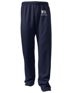 Warrior Run Middle School Eagles Embroidered Holloway Men's 50/50 Sweatpants