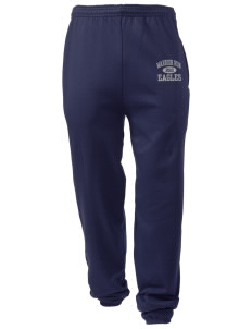 Warrior Run Middle School Eagles Sweatpants with Pockets