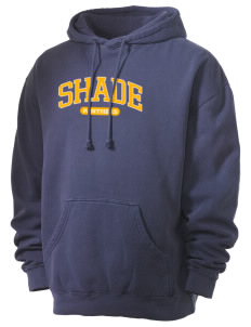 Shade Elementary School Panthers Men's 80/20 Pigment Dyed Hooded Sweatshirt