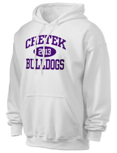 Chetek High School Bulldogs Ultra Blend 50/50 Hooded Sweatshirt
