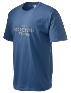 Koenig Elementary School Knights Ultra Cotton T-Shirt