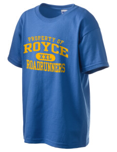 Royce Elementary School Roadrunners Kid's 6.1 oz Ultra Cotton T-Shirt