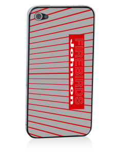 Johnson Junior High School Indians Apple iPhone 4/4S Skin
