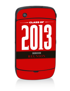 Burgoon Elementary School Burgoonies Black Berry 8530 Curve Skin