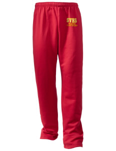 Star Valley High School Braves Embroidered Holloway Men's 50/50 Sweatpants