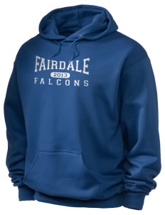 Fairdale Elementary School Falcons Holloway Men's 50/50 Hooded Sweatshirt