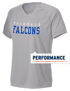 Fairdale Elementary School Falcons Holloway Women's Zoom Performance T-Shirt