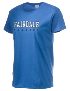 Fairdale Elementary School Falcons Women's 6.1 oz Ultra Cotton T-Shirt