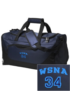 Washington State Nurses Association Embroidered Holloway Chill Medium Duffel Bag