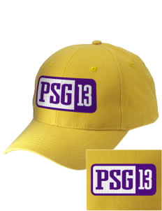 Pecos Seventh Grade School Eagles Embroidered Low-Profile Cap