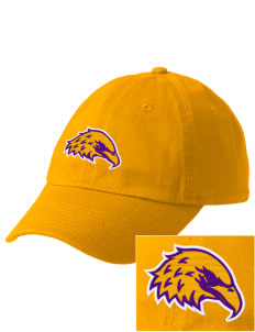 Pecos Seventh Grade School Eagles Embroidered Champion 6-Panel Cap