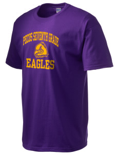Pecos Seventh Grade School Eagles Ultra Cotton T-Shirt