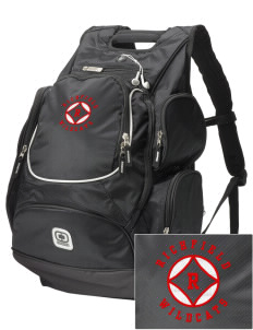 Richfield High School Wildcats  Embroidered OGIO Bounty Hunter Backpack