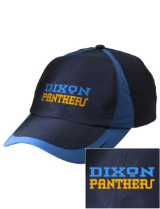Dixon Middle School Panthers Embroidered Nike Golf Colorblock Cap