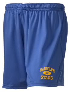 "Randolph Elementary School Stars Holloway Women's Performance Shorts, 5"" Inseam"