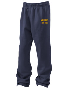 Narrows High School Green Wave Holloway Kid's 50/50 Sweatpants