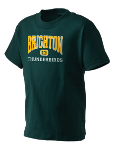 Brighton Elementary School Thunderbirds Kid's T-Shirt