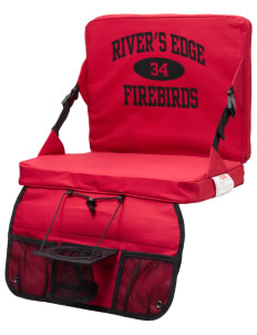 River's Edge High School Firebirds Holloway Benchwarmer