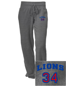 Lee Elementary School Lions Embroidered Alternative Women's Unisex 6.4 oz. Costanza Gym Pant