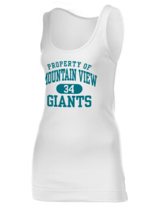 Mountain View Elementary School Giants Juniors' 1x1 Tank