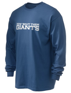 Mountain View Elementary School Giants 6.1 oz Ultra Cotton Long-Sleeve T-Shirt