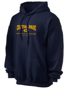 Central Park Elementary School Cougars Ultra Blend 50/50 Hooded Sweatshirt