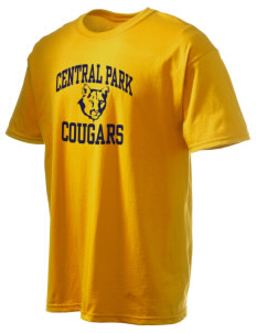 Central Park Elementary School Cougars Ultra Cotton T-Shirt