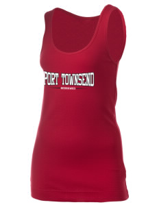Port Townsend Senior High School Redskins Juniors' 1x1 Tank